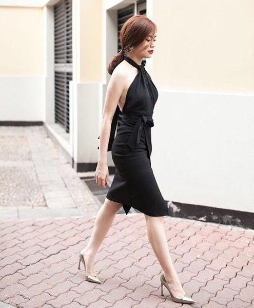 5 yeu to giup Hoang Thuy Linh 'len doi' thoi trang hinh anh 2 Vóc dáng đáng mơ ước hiện tại