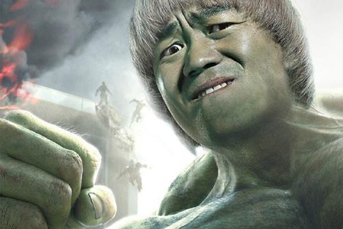Fan thich thu voi biet doi Avengers phien ban Hoa ngu hinh anh