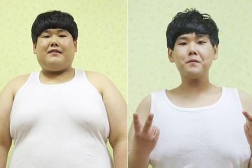 Dien vien hai xu Han giam 70 kg trong 4 thang hinh anh