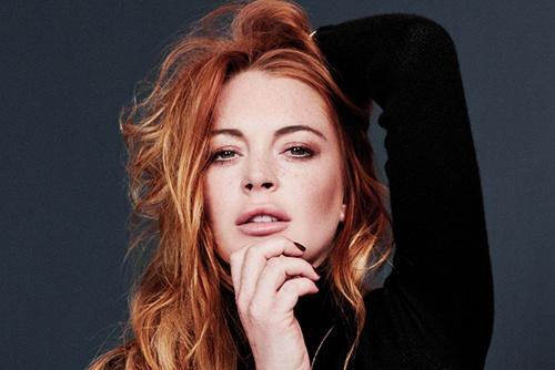 Nhung con so tu toi cua Lindsay Lohan hinh anh