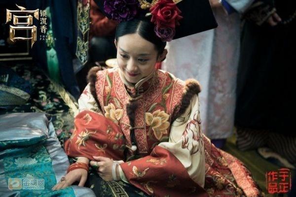 Sau Lục Trinh truyền kỳ, Triệu Lệ Dĩnh gây bất ngờ với vai phản diện trong bộ phim  điện ảnh Cung Tỏa Trầm Hương.