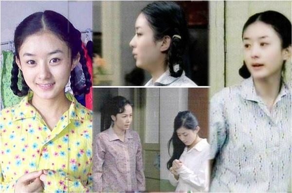 Sau Nam Việt Vương, người đẹp góp mặt trong bộ phim Golden Marriage của đạo diễn  Trịnh Hiểu Long. Dù đất diễn không nhiều nhưng cô vẫn để lại ấn tượng  nhất định trong lòng người xem.