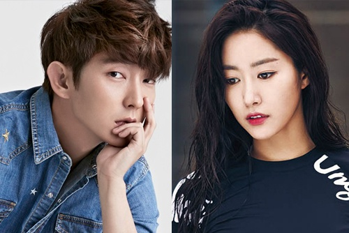 Lee Jun Ki bi nghi hen ho Jeon Hye Bin hinh anh