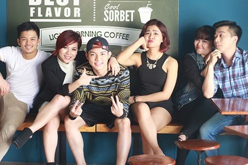 Nhung chuyen hau truong chua ke cua Vietnam Idol hinh anh