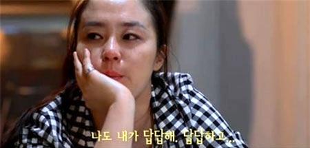 Người đẹp một thời Lee Jae Eun rơi nước mắt trên truyền hình khi nói về quá khứ đóng cảnh nóng.