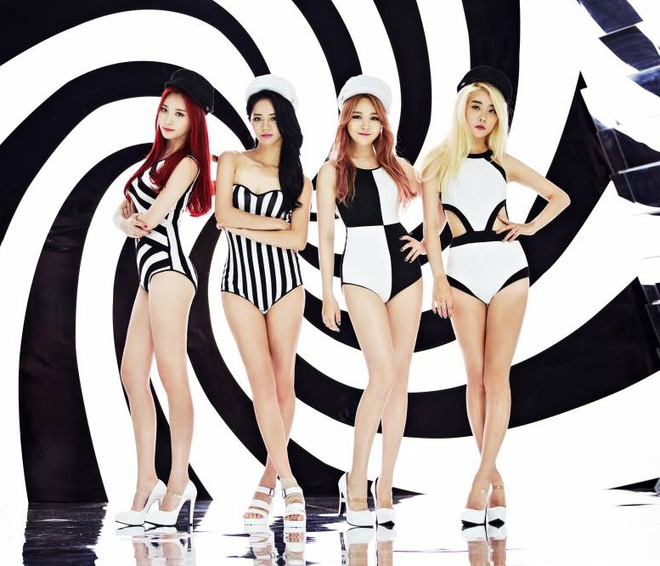 Ring My Bell (teaser) - Girl's Day hinh anh