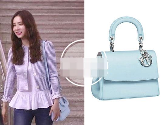 Boc gia hang hieu cua my nhan Han trong phim hinh anh 1 Đây là thiết kế mới nhất nằm trong bộ sưu tập xuân 2015 hiệu  Dior với giá khoảng 103 triệu đồng.