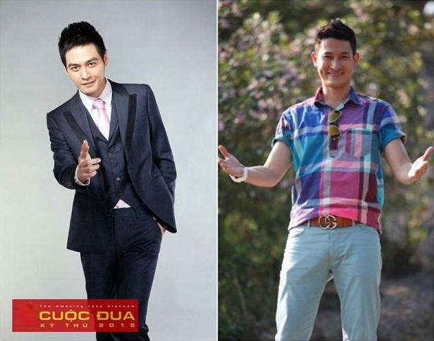 Phan Anh lam MC Cuoc dua ky thu hinh anh 1