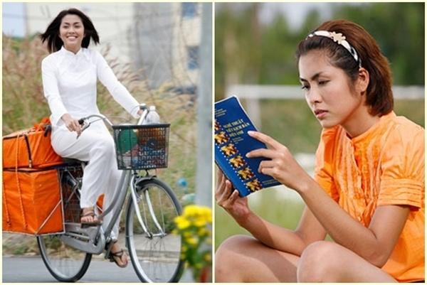 My nhan ruot cua cac dao dien noi tieng Viet Nam hinh anh 1 Tăng Thanh Hà trong hai bộ phim