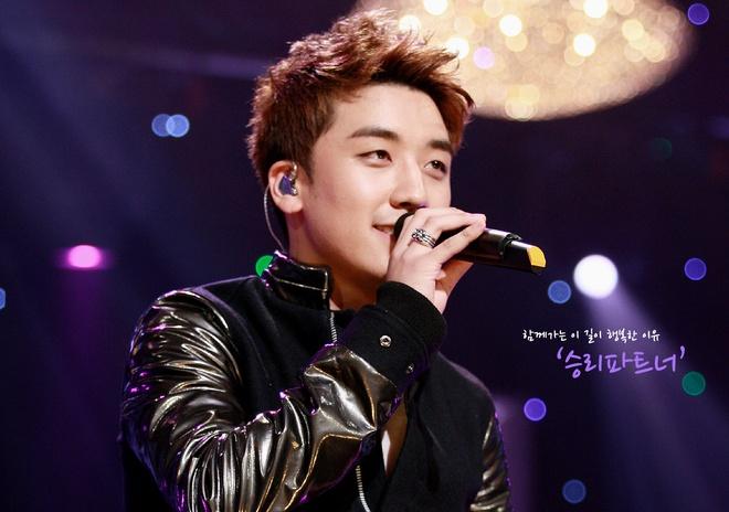 Seung Ri cuu TOP - Dae Sung tranh phao hoa hinh anh