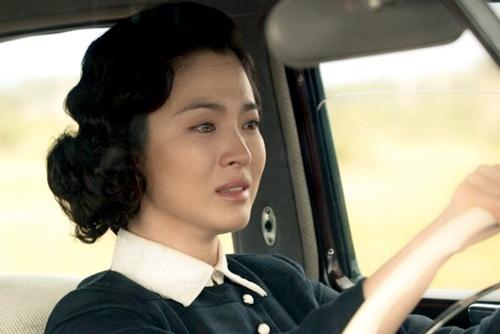 Song Hye Kyo dep quy phai trong 'Titanic' chau A hinh anh