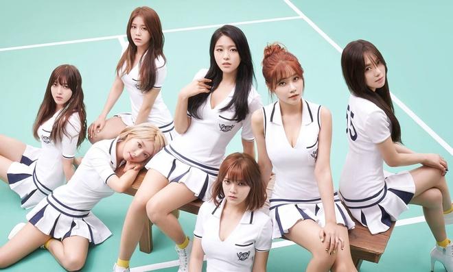 12 nhom Kpop mat diem vi nghi an tay chay, luc duc noi bo hinh anh 3