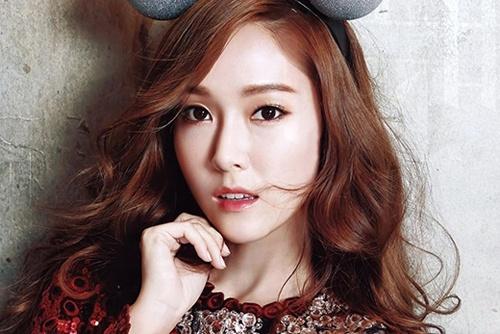 Jessica (SNSD) chia tay SM hinh anh