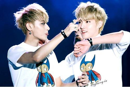 Tao (EXO) hoi han khi goi Kris la 'ke phan boi' hinh anh