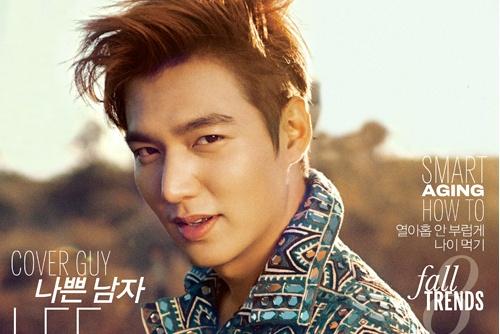 Lee Min Ho nong bong trong bo anh moi hinh anh