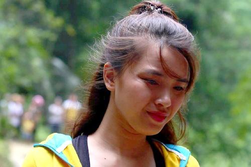 Hai Bang khoc tim Truong Nam Thanh giua dong thac thang dung hinh anh