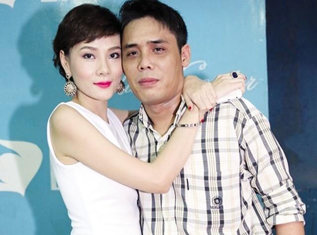 Vi sao Duong Yen Ngoc khong duoc quyen nuoi con? hinh anh 2 Vợ chồng Dương Yến Ngọc lúc còn mặn nồng.