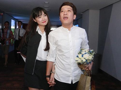 Nha Phuong: Khong nghi cai nam tay Truong Giang lai hot the hinh anh