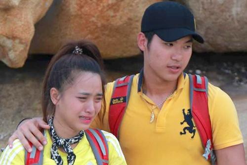 Hai Bang - Truong Nam Thanh bi loai o Cuoc dua ky thu hinh anh