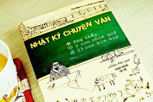 'Nhat ky chuyen van': Cuon sach hoi tuong ve thuo hoc tro hinh anh
