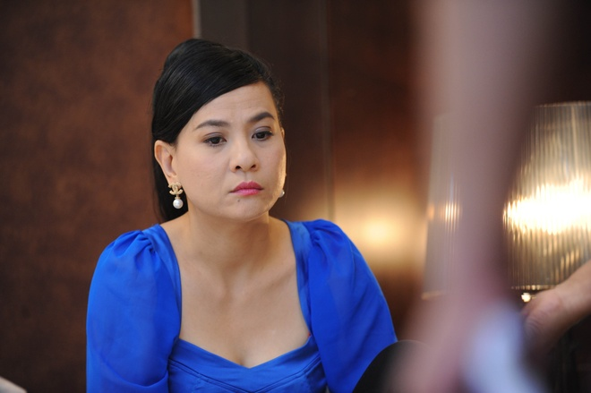 Viet Trinh bi nguoi mau Duc Hai phu tinh trong phim hinh anh 7