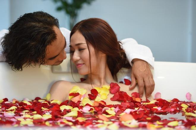 Viet Trinh bi nguoi mau Duc Hai phu tinh trong phim hinh anh 2