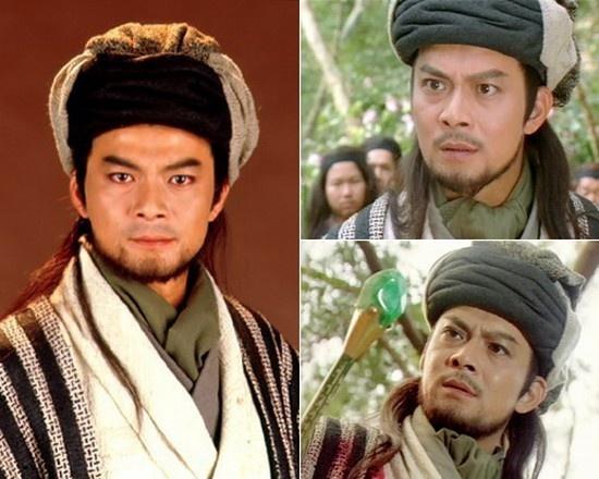 Nhung dien vien bi TVB cam van hinh anh 2 Huỳnh Nhật Hoa nổi tiếng qua các phim võ hiệp Kim Dung.