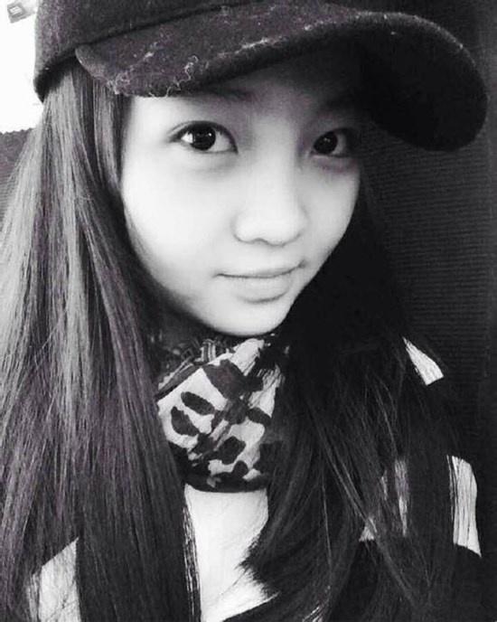 Sao nhi Hoa ngu ngay ay - bay gio hinh anh 10 Ở tuổi 16, Lâm Diệu Khả có phần mũm mĩm hơn trước. Cô cũng ít đóng phim  để tập trung cho công việc học tập.
