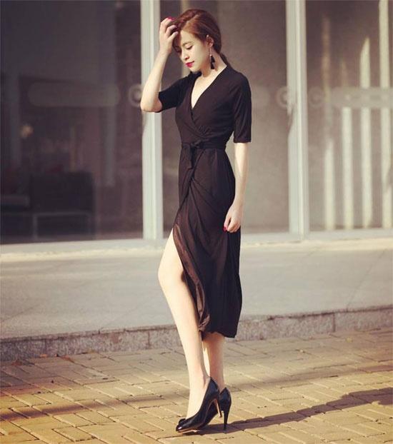 Street style cuc an tuong cua sao Viet tuan qua hinh anh 5