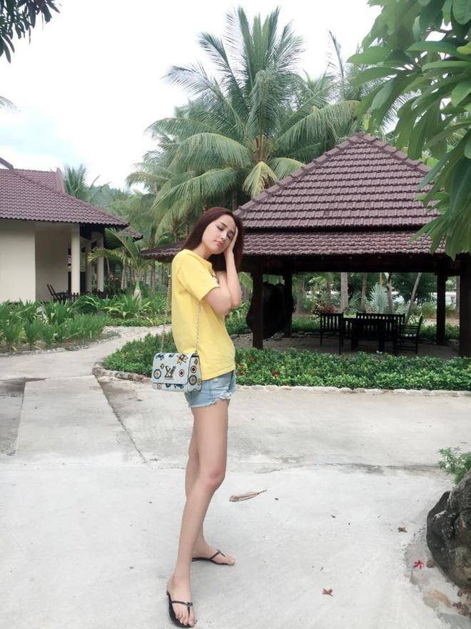 Street style cuc an tuong cua sao Viet tuan qua hinh anh 6