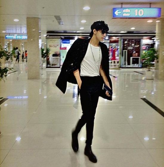 Gu thoi trang an tuong cua Noo Phuoc Thinh, Son Tung M-TP hinh anh 5