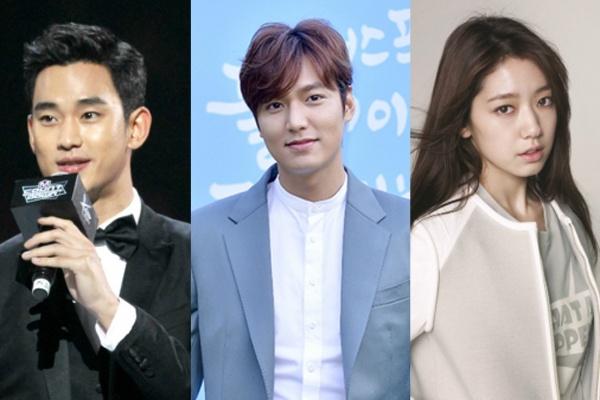 Kim Soo Hyun - Lee Min Ho canh tranh vi tri bieu tuong Han hinh anh