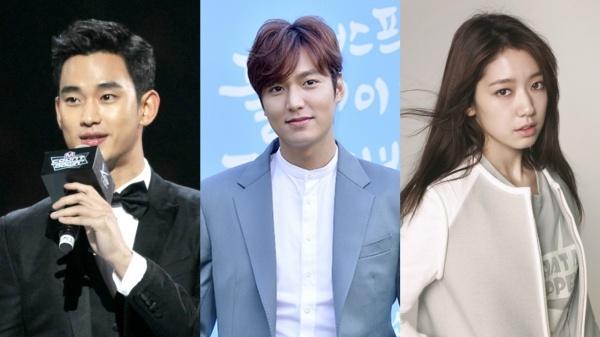 Kim Soo Hyun - Lee Min Ho canh tranh vi tri bieu tuong Han hinh anh 1