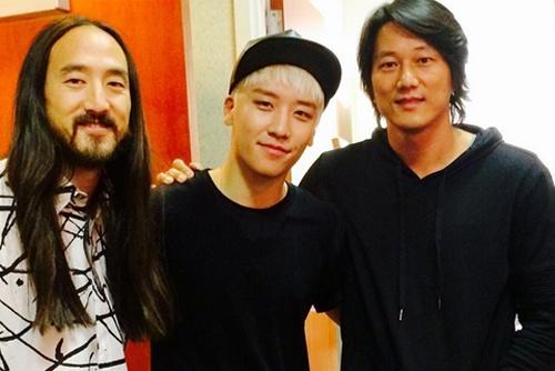 Sao 'Fast & Furious' xem show cua Big Bang tai My hinh anh