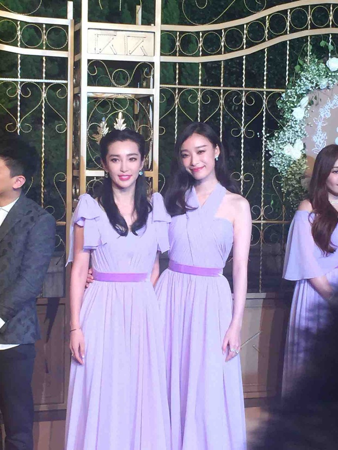 Huynh Hieu Minh khoc trong tiec cuoi co tich voi Angelababy hinh anh 2