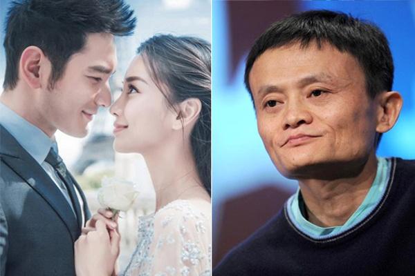 Ty phu Jack Ma chung hon cho Huynh Hieu Minh hinh anh