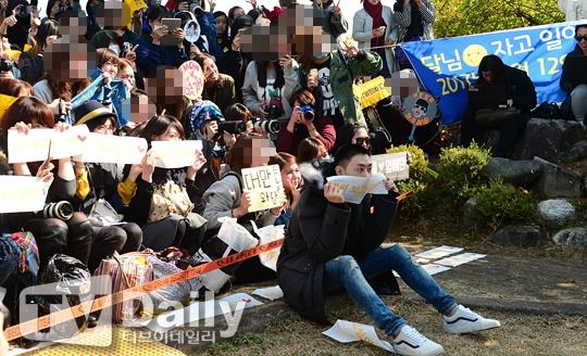 Eun Hyuk cua Super Junior roi nuoc mat ngay nhap ngu hinh anh 7