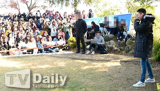 Eun Hyuk cua Super Junior roi nuoc mat ngay nhap ngu hinh anh 3