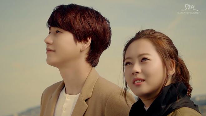 Kyu Hyun cam nang Go Ara hinh anh