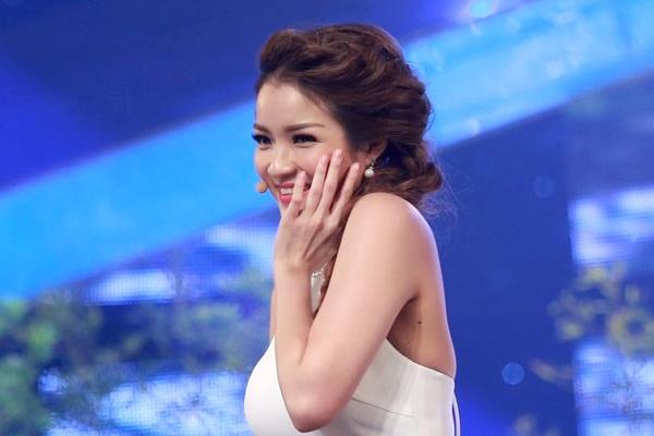 Tran Thanh doi hon Thuy Top tren song truyen hinh hinh anh