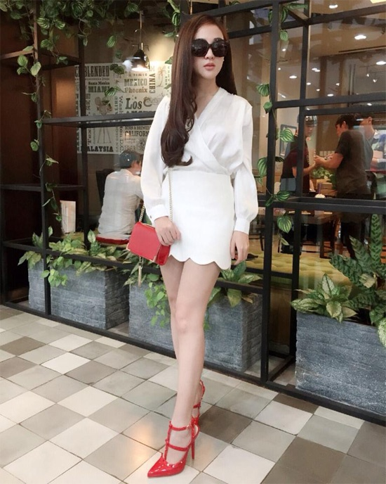 Thoi trang xuong pho cua hot girl Viet hinh anh 12