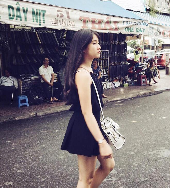 Thoi trang xuong pho cua hot girl Viet hinh anh 14