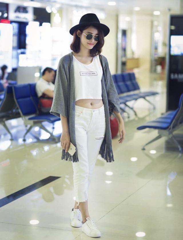 Thoi trang xuong pho cua hot girl Viet hinh anh 4