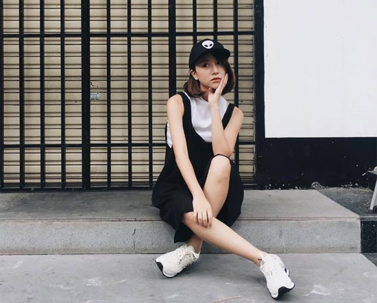 Thoi trang xuong pho cua hot girl Viet hinh anh 5