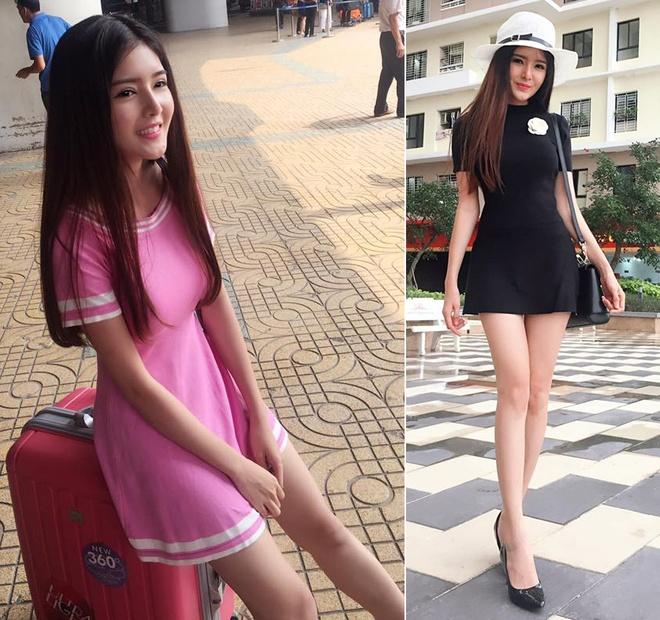 Thoi trang xuong pho cua hot girl Viet hinh anh 7