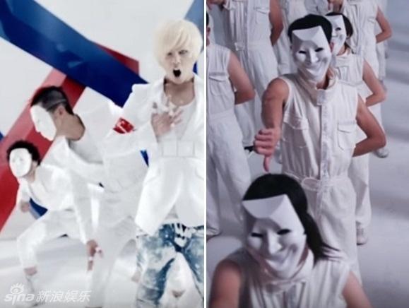 La Chi Tuong bi to dao y tuong MV cua G-Dragon hinh anh 4