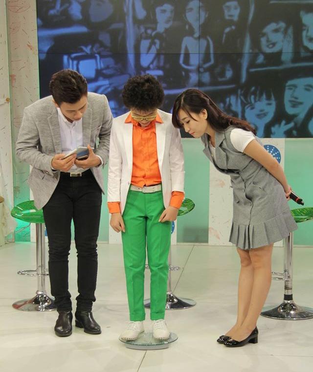 Hoang Anh The Voice Kids mi nhon nho an kieng hinh anh 3