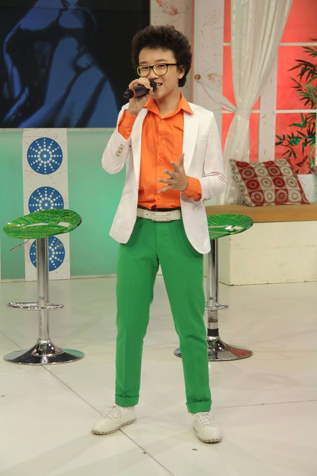 Hoang Anh The Voice Kids mi nhon nho an kieng hinh anh 2