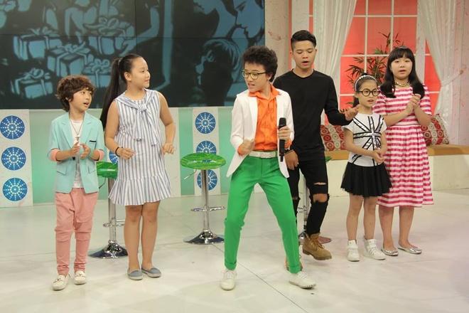 Hoang Anh The Voice Kids mi nhon nho an kieng hinh anh 5