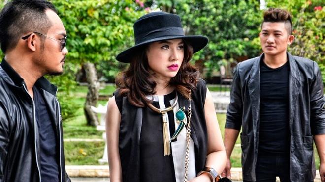 Binh Minh - Hieu Hien doi dau trong phim hai - hanh dong Tet hinh anh 3
